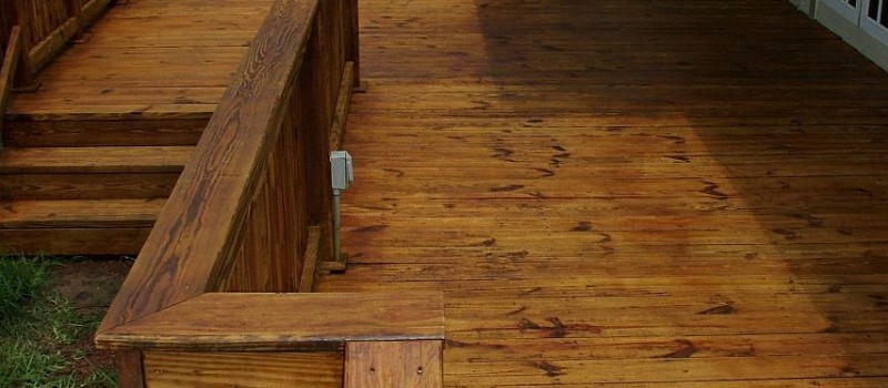 Wood Restoration Miami Wash N Seal Miami Pressure Cleaning And