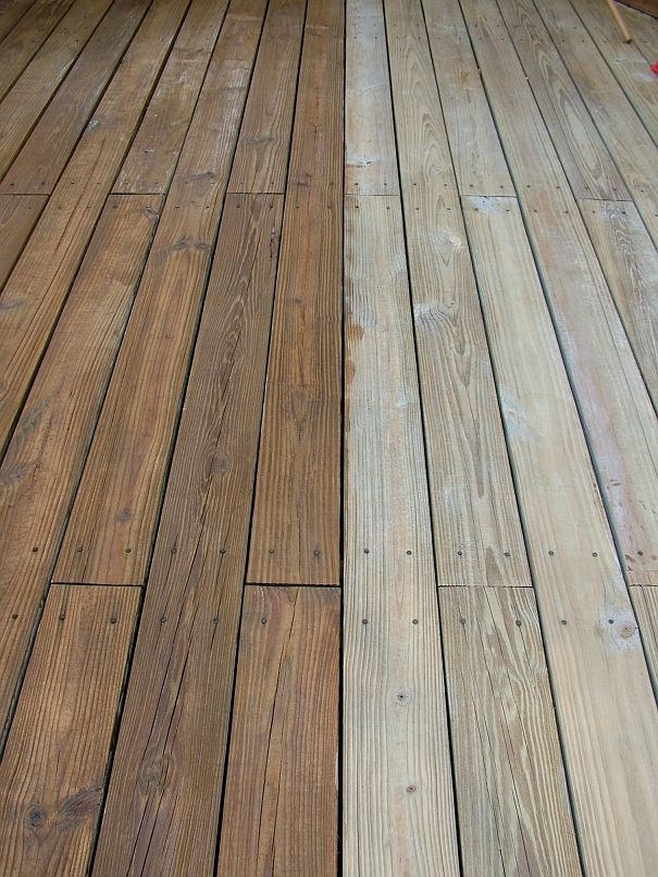 Wood Cleaning Restoration Wash N Seal Miami Pressure Cleaning